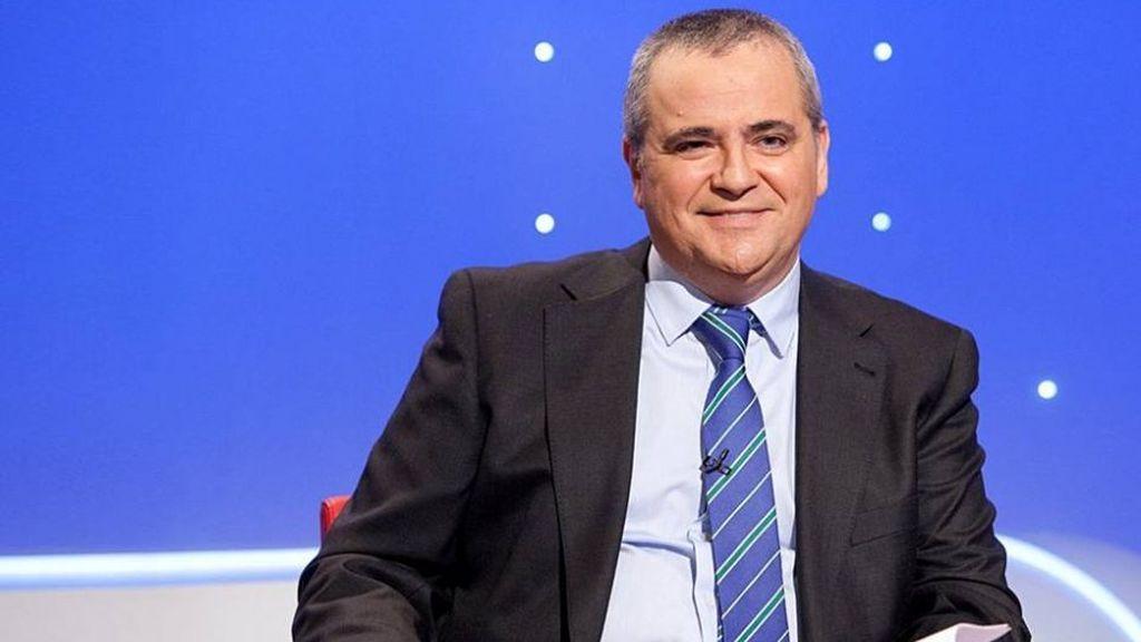 Juanma Romero, director y presentador del programa 'Emprende', del Canal 24 Horas.