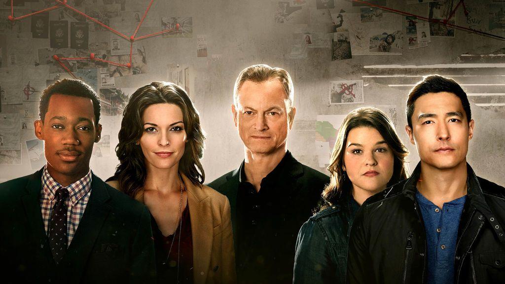 Elenco de la 2ª temporada de 'Mentes criminales: sin fronteras'.