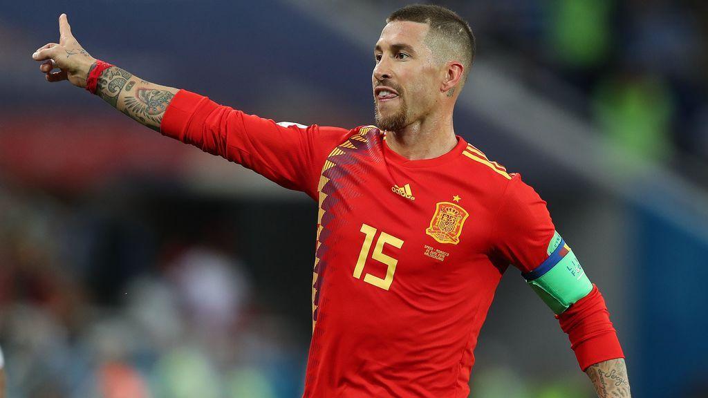 El mensaje de Sergio Ramos antes del partido clave de España ante Rusia