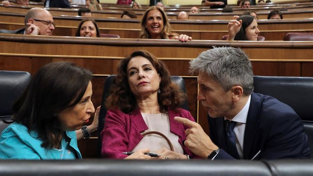 Comparecencia de Pedro Sánchez en el Congreso