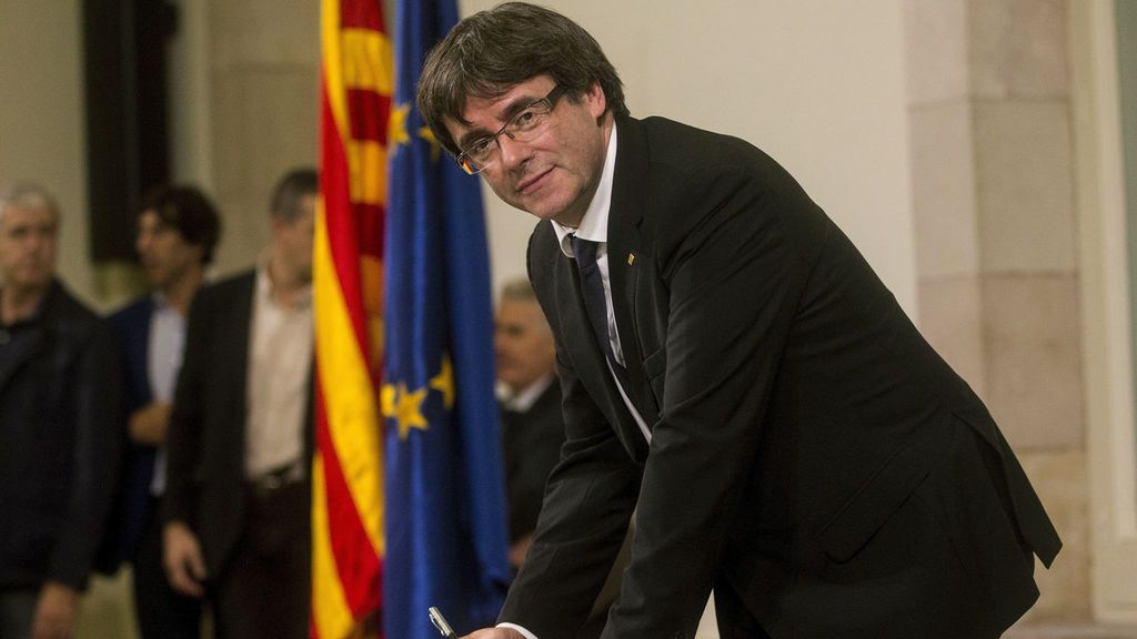 El Supremo confirma el procesamiento por rebelión de Puigdemont y lo pone al borde de la inhabilitación