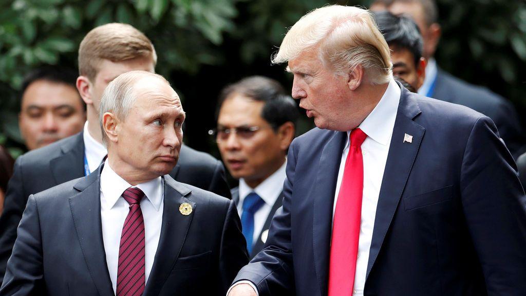Trump y Putin tendrán una reunión en un tercer país, según el Kremlin
