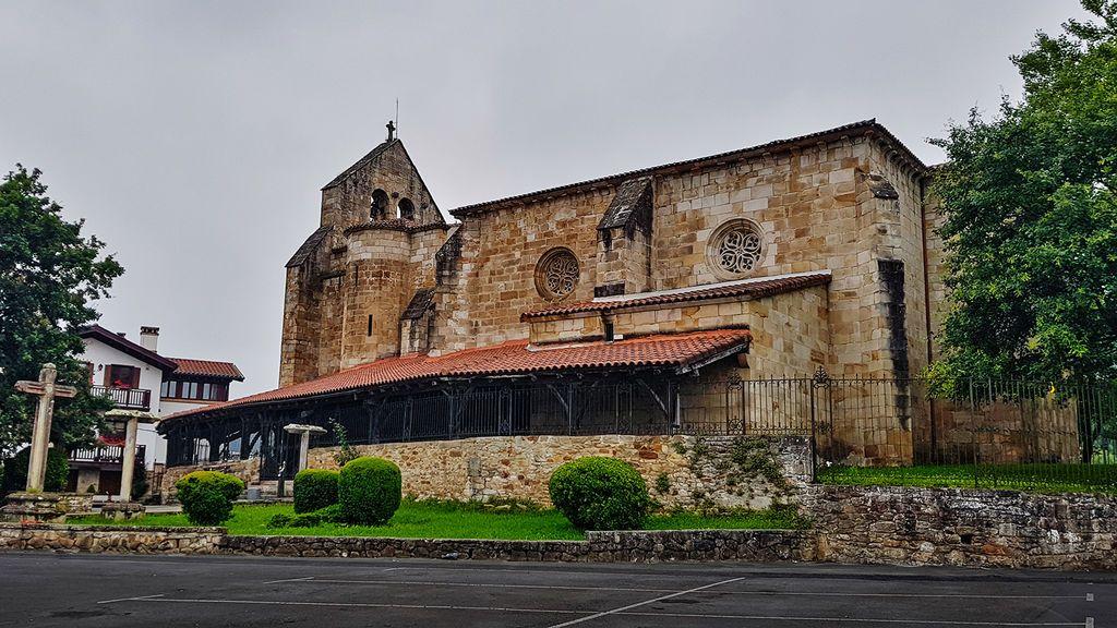 Imanol Aragón en Galdácano, Vizcaya