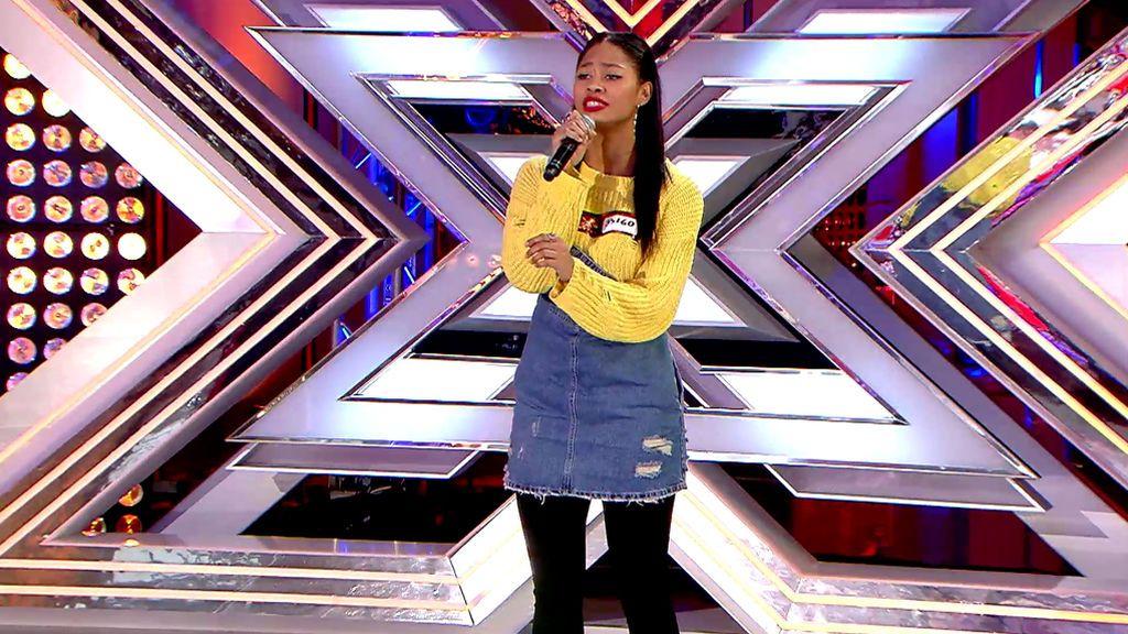 """Nia Correa, la cantante de 'El Rey León' que lo dio todo cantando 'Hallelujah"""""""