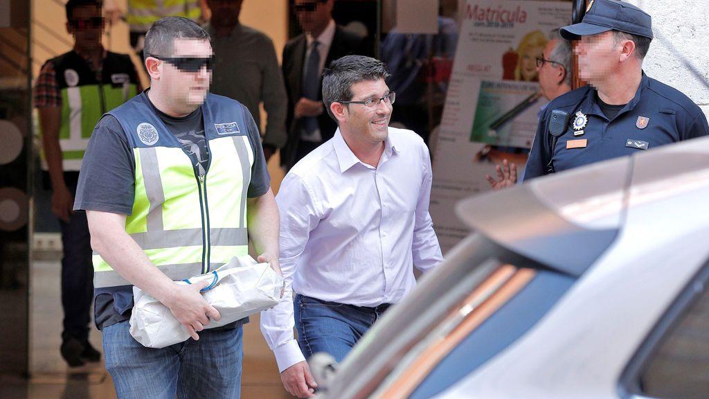 El PSOE suspende al presidente de la Diputación de Valencia tras ser detenido por presunta corrupción