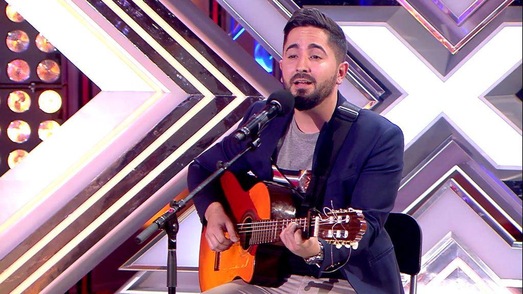 Factor X exclusivo: la impresionante versión flamenca de 'Y cómo es él' que hizo Jaime Stevez