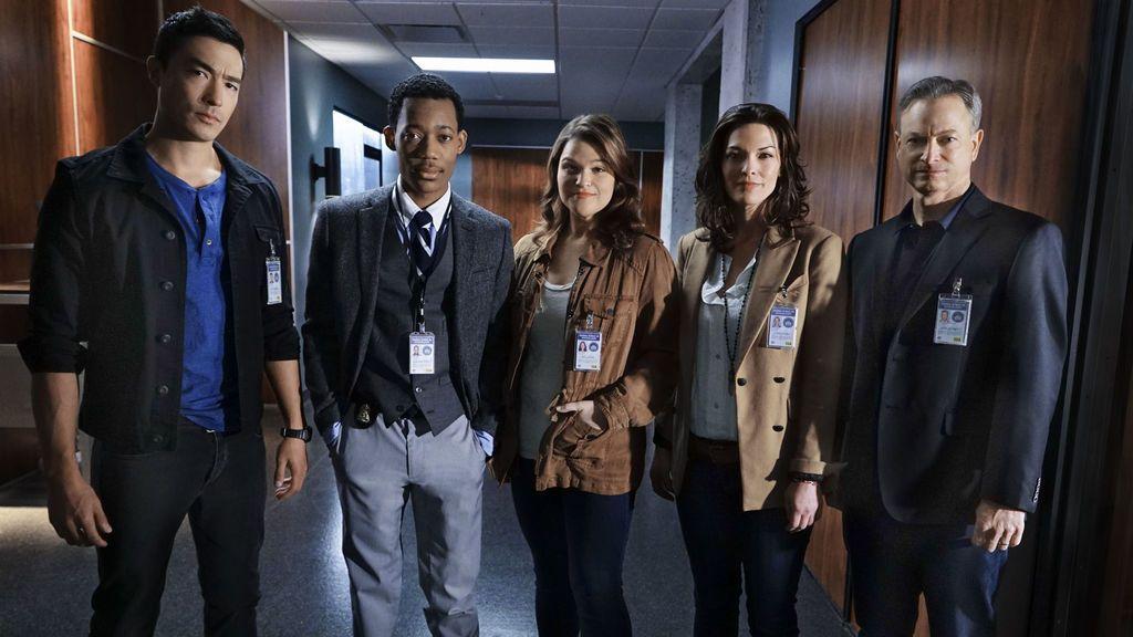 Imagen de la 2ª temporada de 'Mentes criminales: sin fronteras'.