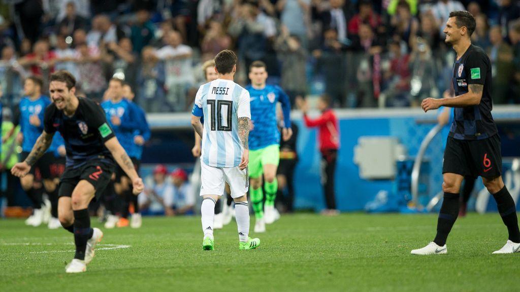 Un aficionado indio, fanático de Messi, se suicidó tras la derrota de Argentina ante Croacia