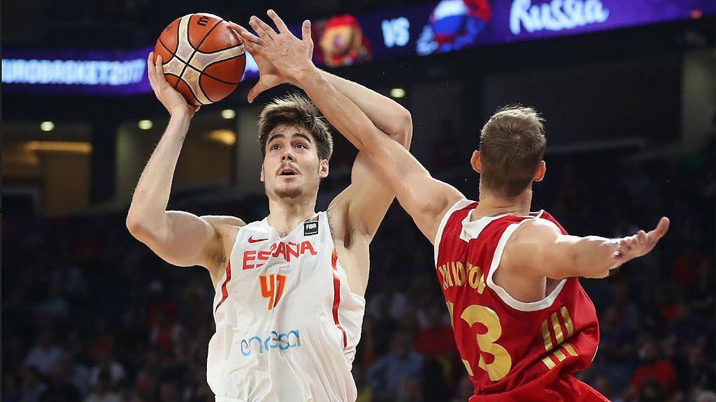 El partido Eslovenia-España clasificatorio para la Copa del Mundo de Baloncesto 2019, en DIRECTO en BeMad
