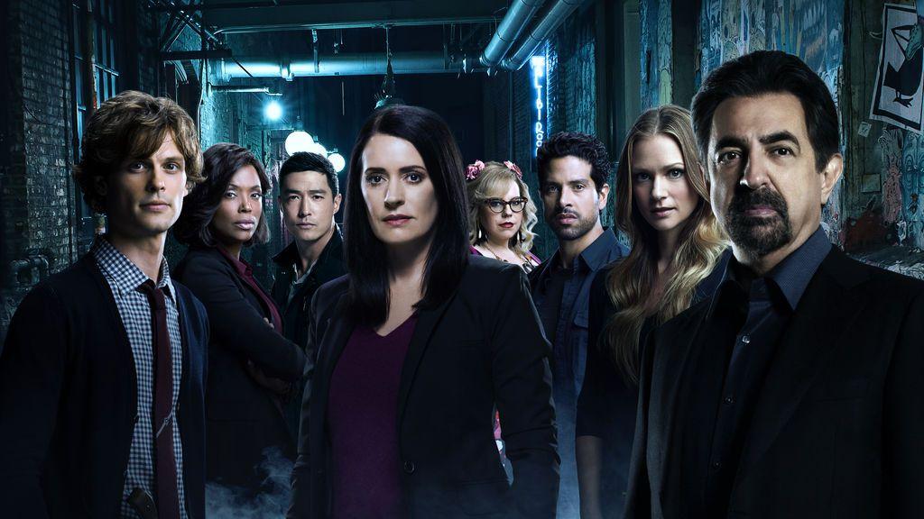 Elenco de la 13ª temporada de 'Mentes criminales'.
