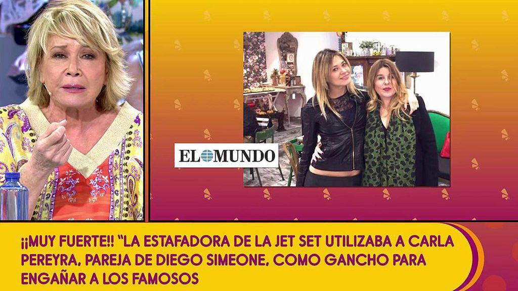 """Mila Ximénez estalla contra la presunta 'estafadora de los famosos': """"Tu única intención conmigo ha sido estafarme"""""""