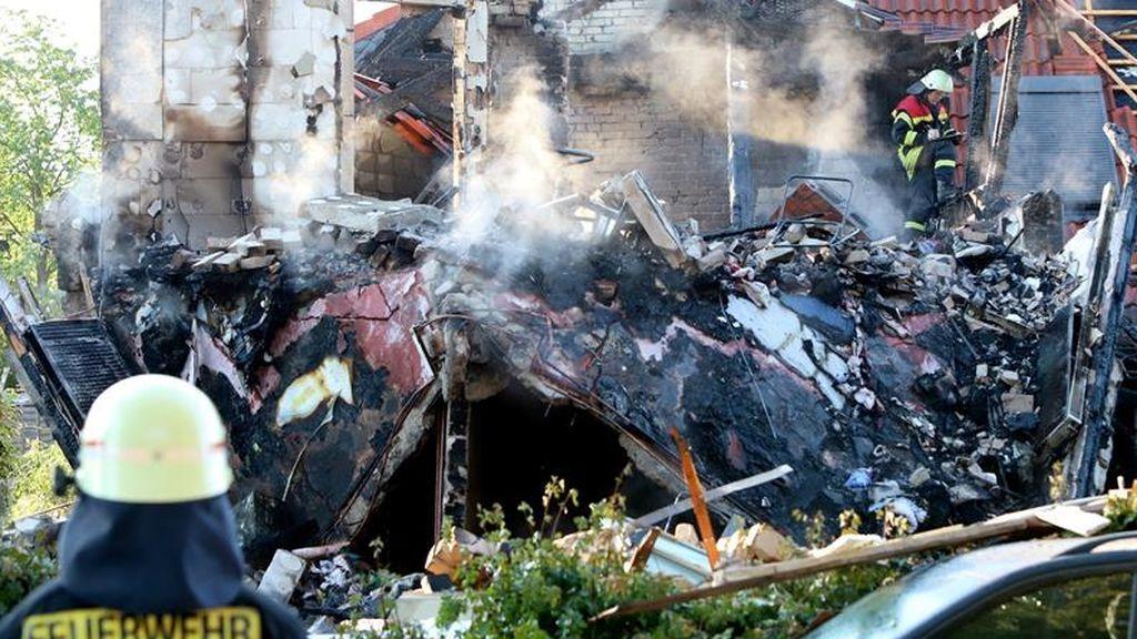 Tres muertos en una explosión en una ciudad de Alemania