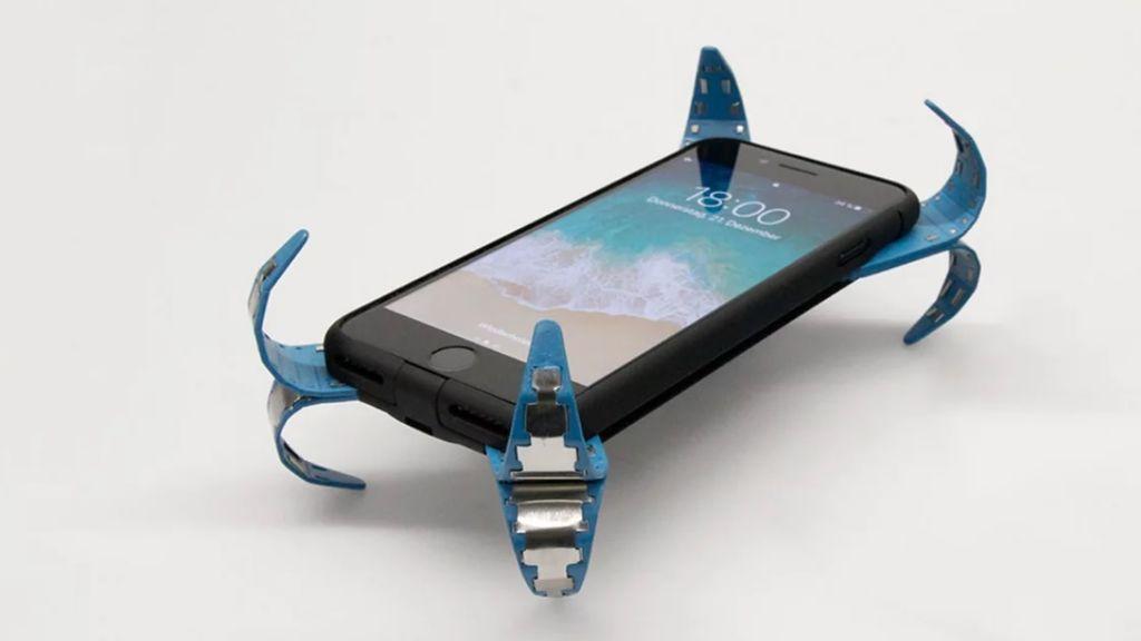 El 'airbag' para tu móvil: se abre cuando percibe que se te ha caído el teléfono