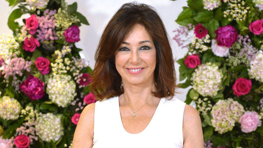 Ana Rosa Quintana, conductora del magacín matinal de Telecinco.