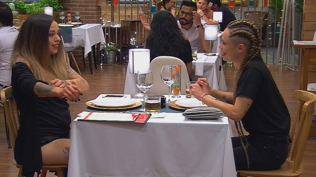 First Dates orgullo LGTB