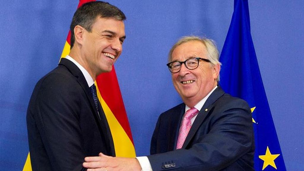 """""""El nuevo chico"""" de Juncker"""