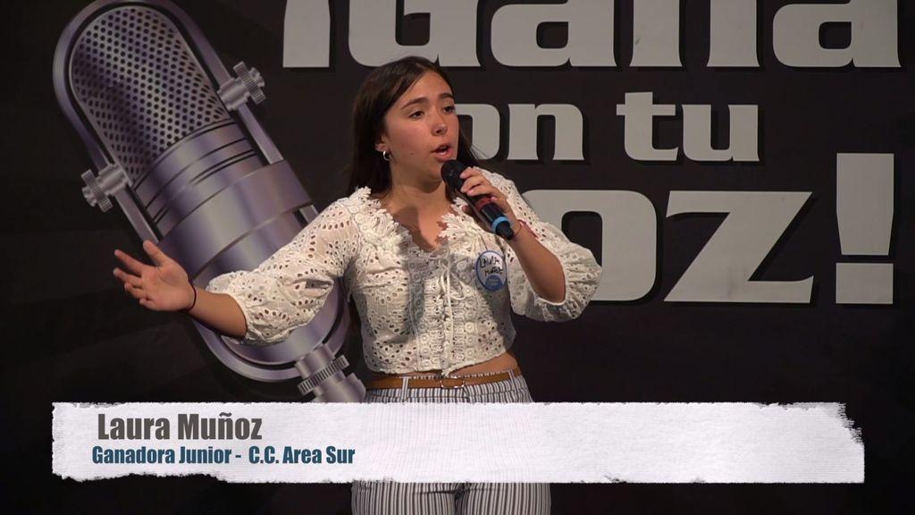Laura Muñoz cautiva Jerez y se proclama ganadora junior