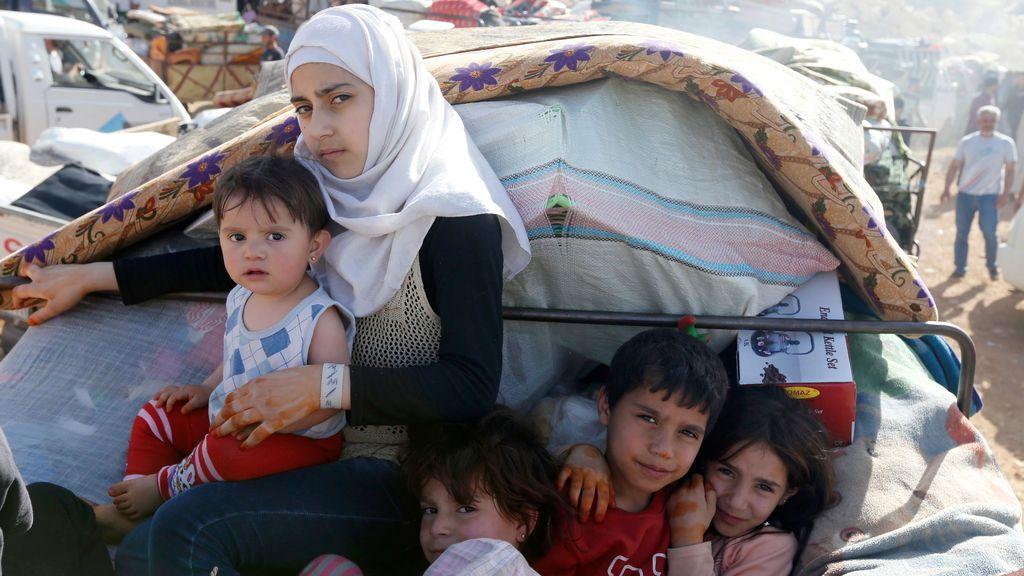 De vuelta a Siria