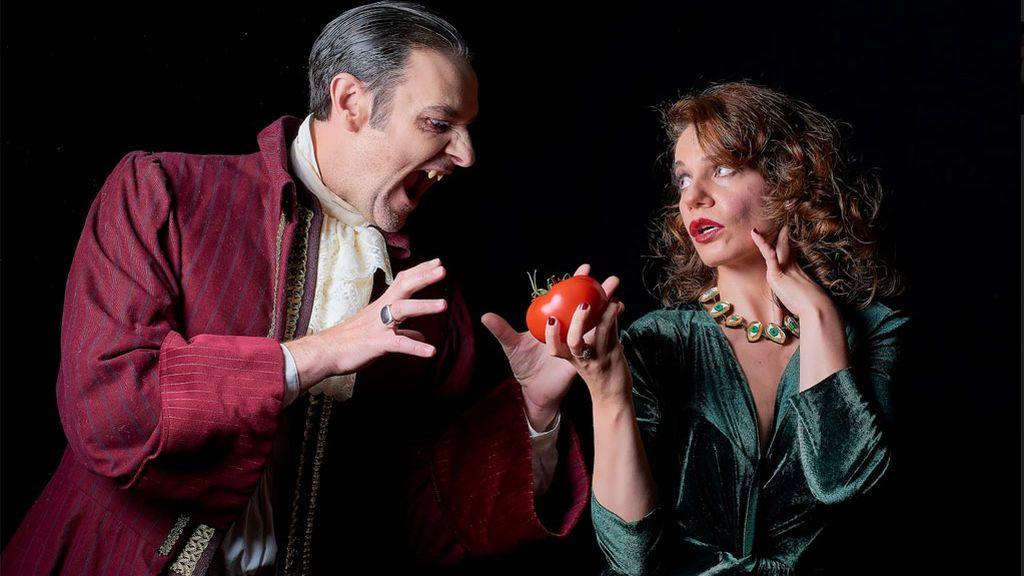 El vampiro más longevo, decadente y seductor llega a Madrid con 'Nungharis. Mejor que la sangre'