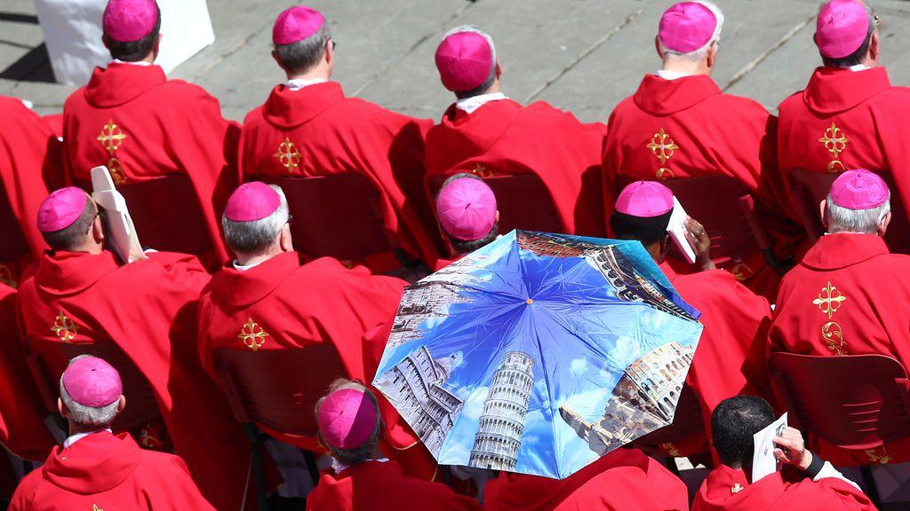 Misa de Pallium en el Vaticano