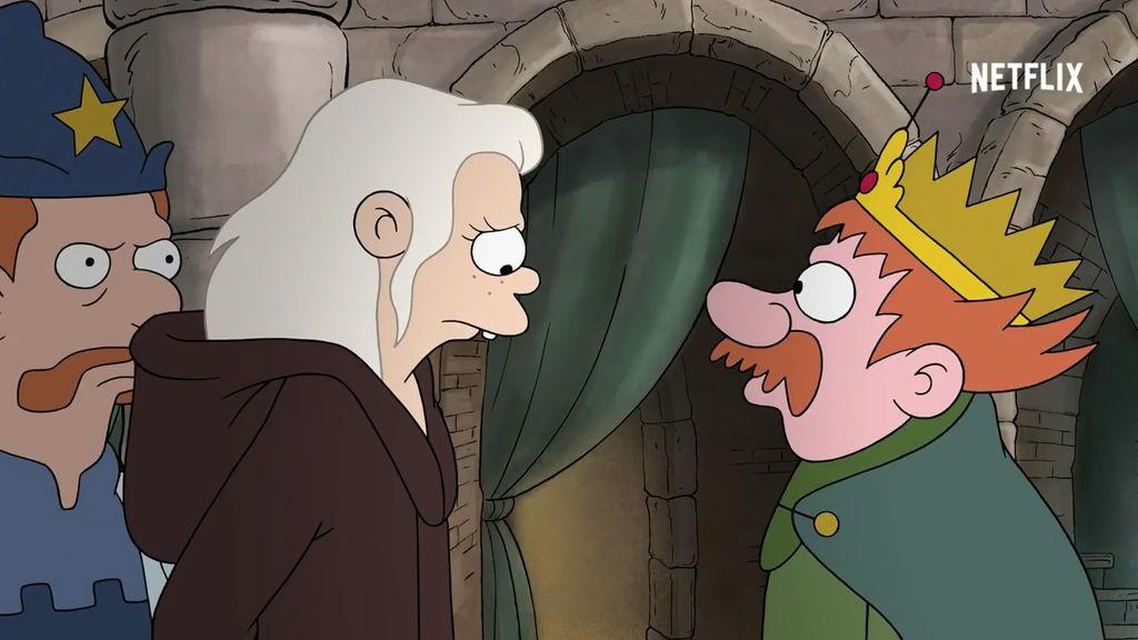 El '(Des)encanto' de Matt Groening: 'Los Simpson' y 'Futurama' viajan al pasado