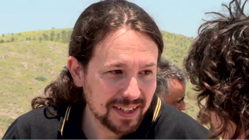 """Pablo Iglesias: """"Sánchez fue torpe al no meternos en su gobierno"""""""
