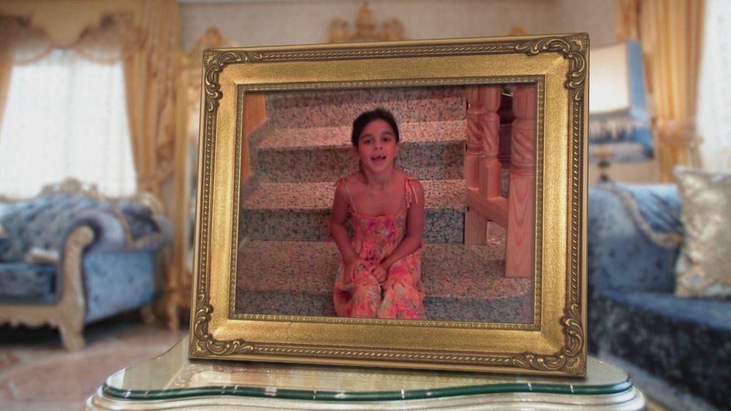 La Rebe ya derrochaba arte cuando era una niña: ¡Las imágenes caseras de su infancia!