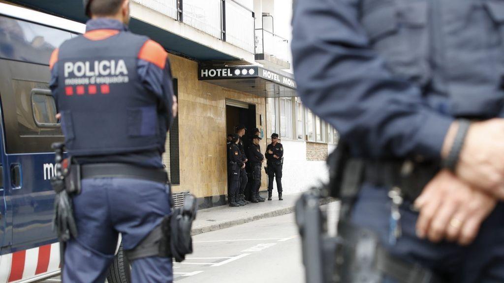 """La Justicia no ve delito de odio en echar a la policía de los hoteles o llamarles """"fuerzas de ocupación"""""""
