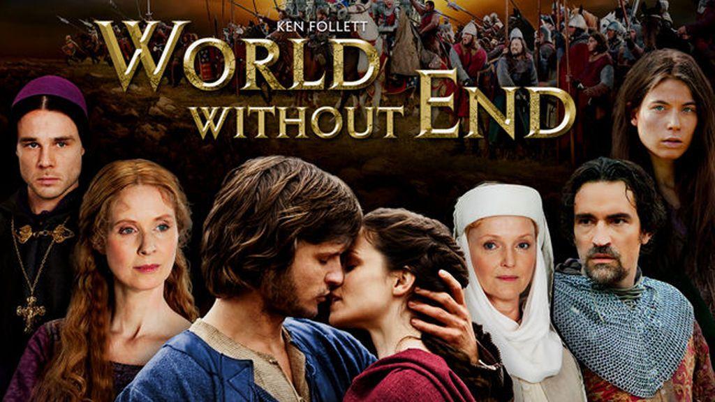 'Un mundo sin fin', la secuela de la exitosa novela de Ken Follett, llega el sábado a 'Energy'