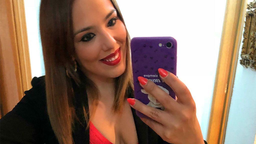 """El reivindicativo topless de Lorena Edo 'GH':  """"¿También censurarán esta?"""""""