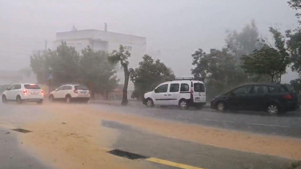 30 l/m2 en 10 minutos en Valencia: muy pocas veces ha llovido tanto en tan poco tiempo en  nuestro país