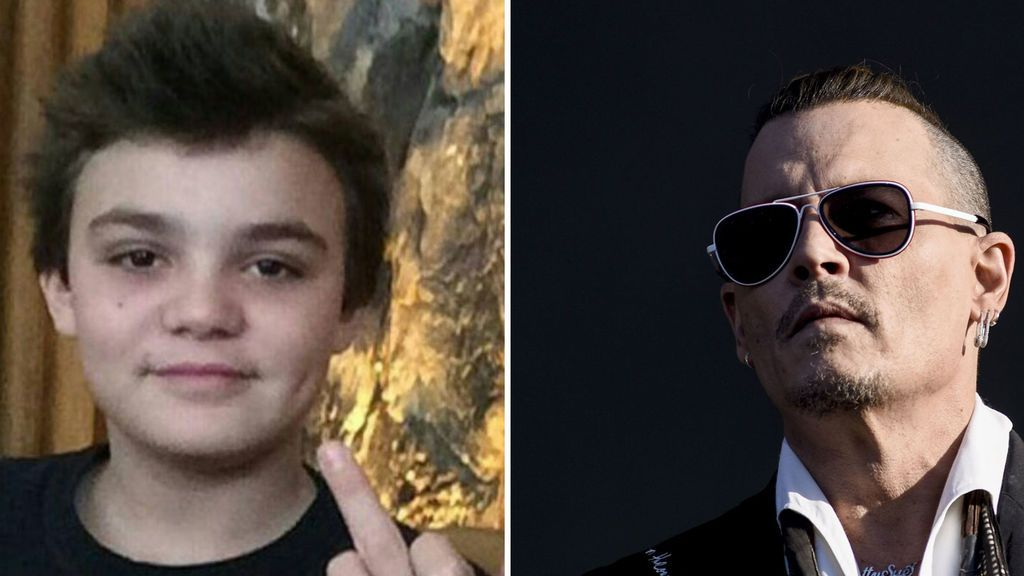 """El hijo de Johnny Depp sufre """"graves problemas de salud"""""""