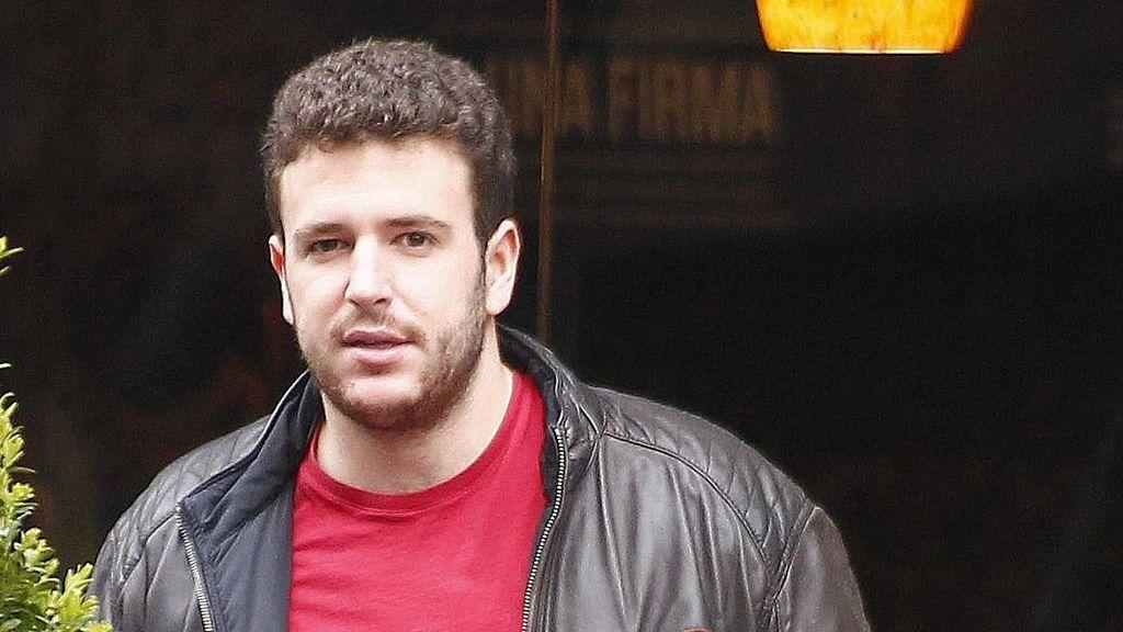 Álex Lequio regresa a Madrid para cumplir con sus compromisos empresariales