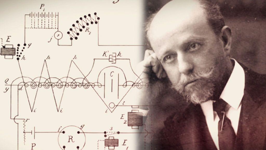 Cuarto Milenio | Julio Cervera, el Marconi español, auténtico y ...