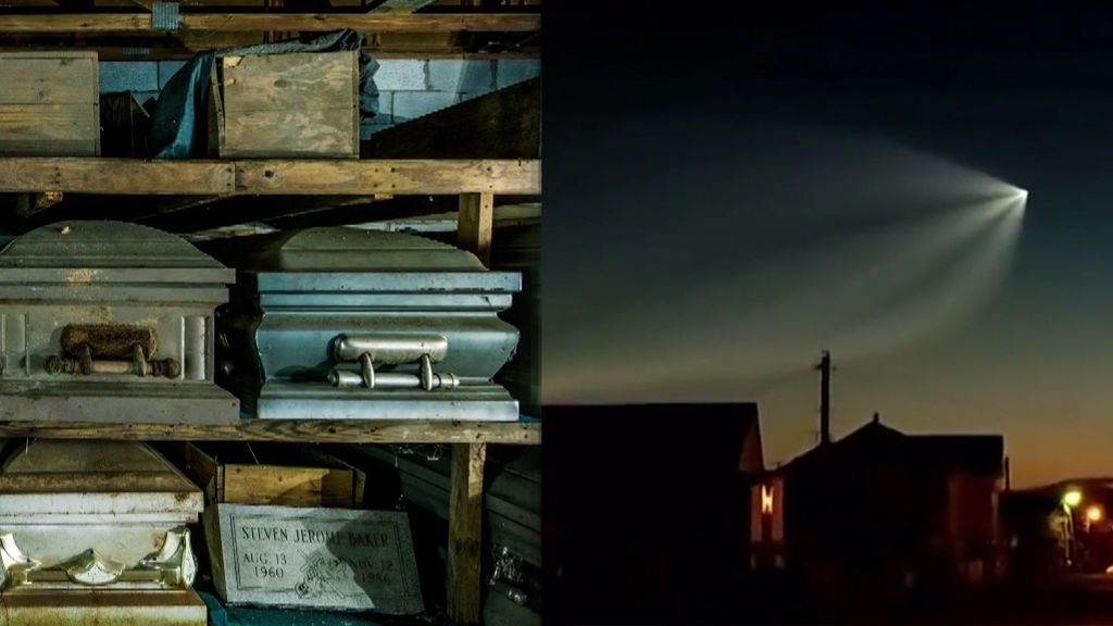 Cuarto Milenio | ¡Aterrador! Una pitón devoradora, una funeraria ...