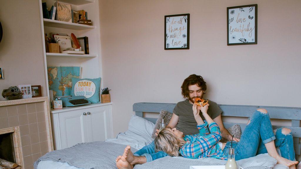 La pareja puede ser el mayor enemigo de la dieta