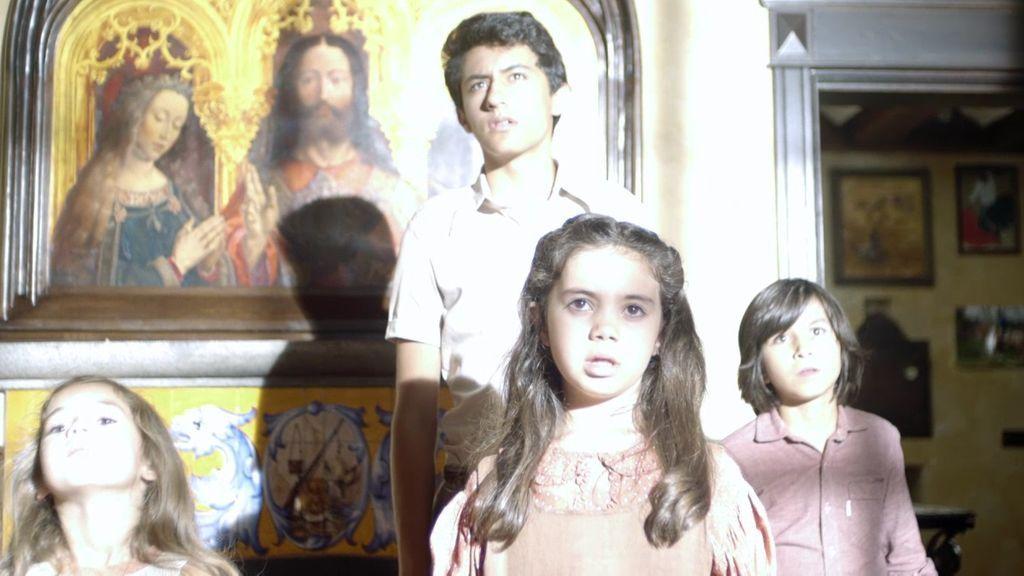 Cuarto Milenio   Los trece niños del OVNI de Anolaima (Colombia ...