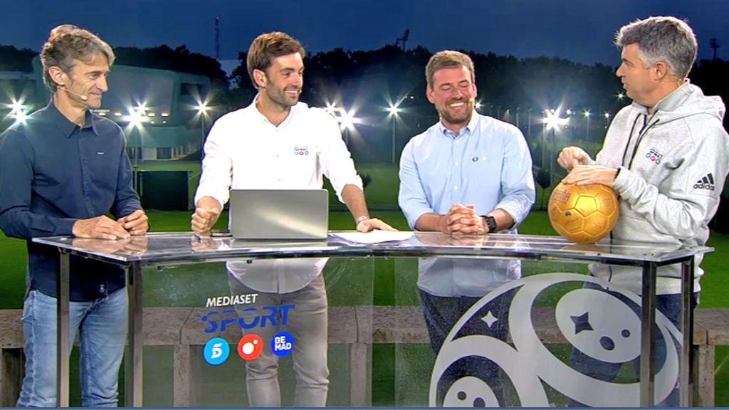¡Vamos España! Descubre como Mediaset se equipa para animar a la Selección