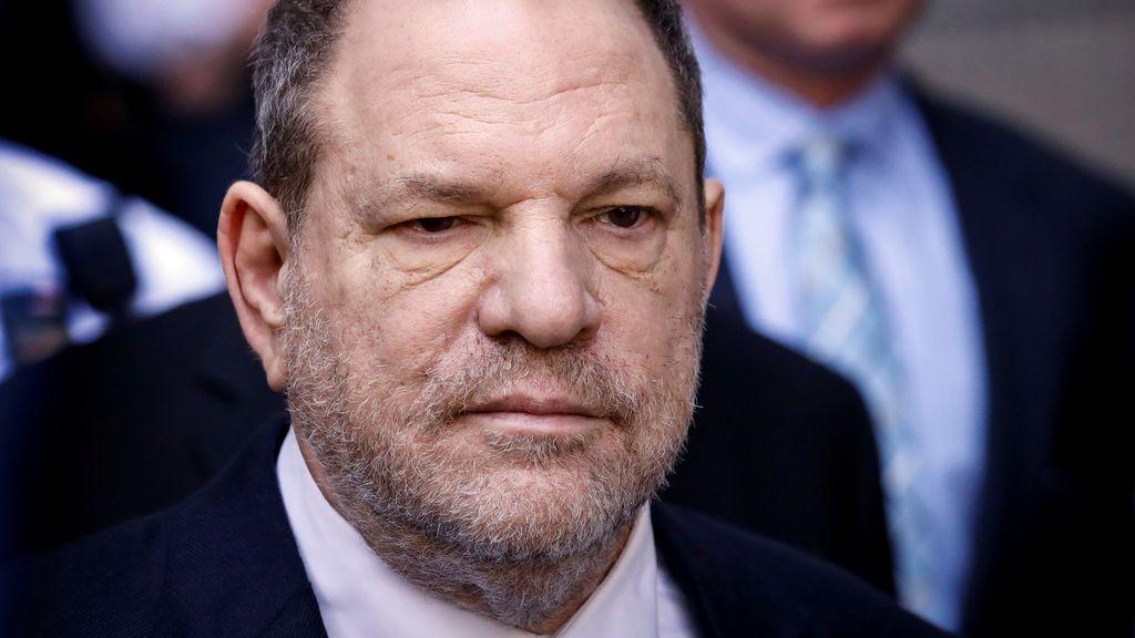 Nuevos cargos contra Harvey Weinstein: la condena podría acabar en cadena perpetua