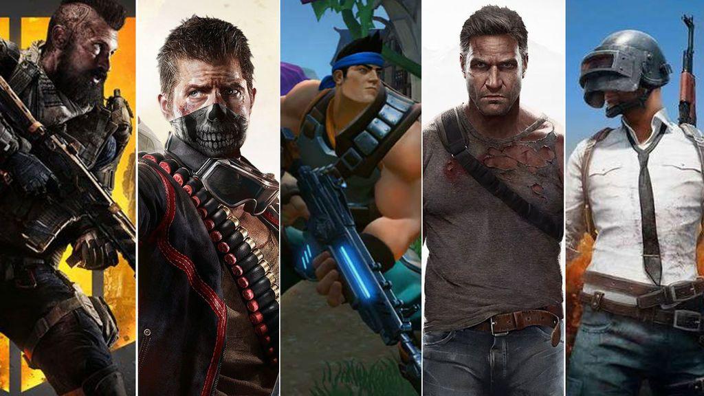 Las cinco alternativas a Fortnite que no puedes dejar pasar si te quieres convertir en un crack de los 'battle royale'