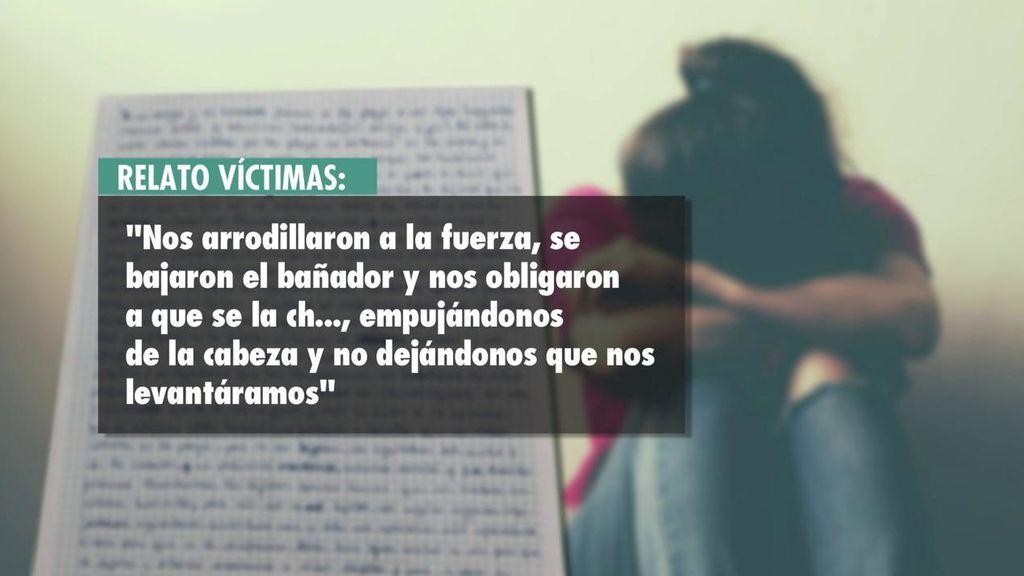 víctima de violación en Mazarrón