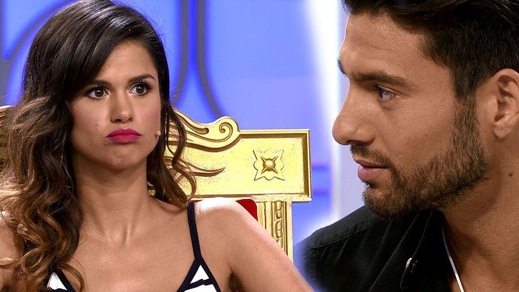 Marina se queda sin Moha: Violeta se lo ha levantado...