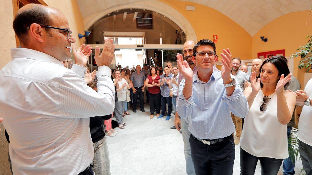 """Rodríguez deja la Diputación de Valencia convencido de su inocencia: """"Para demostrarla, es mejor estar fuera"""""""