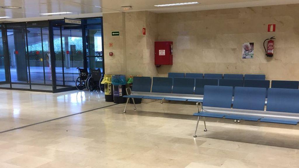 La foto viral de las Urgencias de un hospital durante el España-Rusia que indigna a Twitter