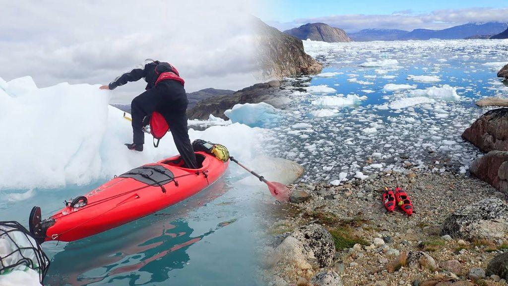 De explorador a artista: la misteriosa 'performance' que estamos preparando en Groenlandia