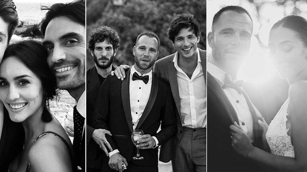 Aciertos y errores de la boda de Carles Francino e Izah