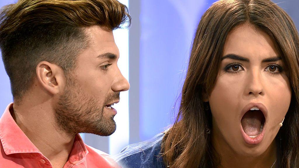 """Sofía: """"Alejandro eres un mentiroso y me has robado el móvil esta noche"""""""