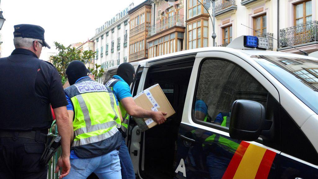 Detenido el alcalde de C's de Arroyomolinos en una operación contra la corrupción en una decena de ayuntamientos
