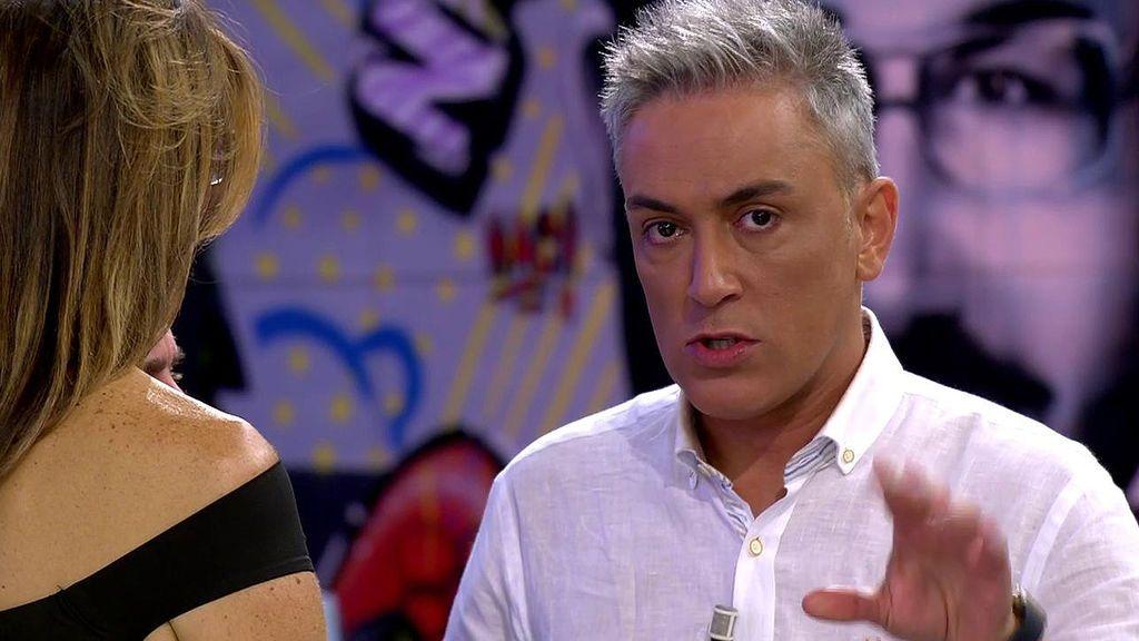 Antonio Tejado asegura que ha caído en una trampa y que no es el único famoso, según Kiko Hernández