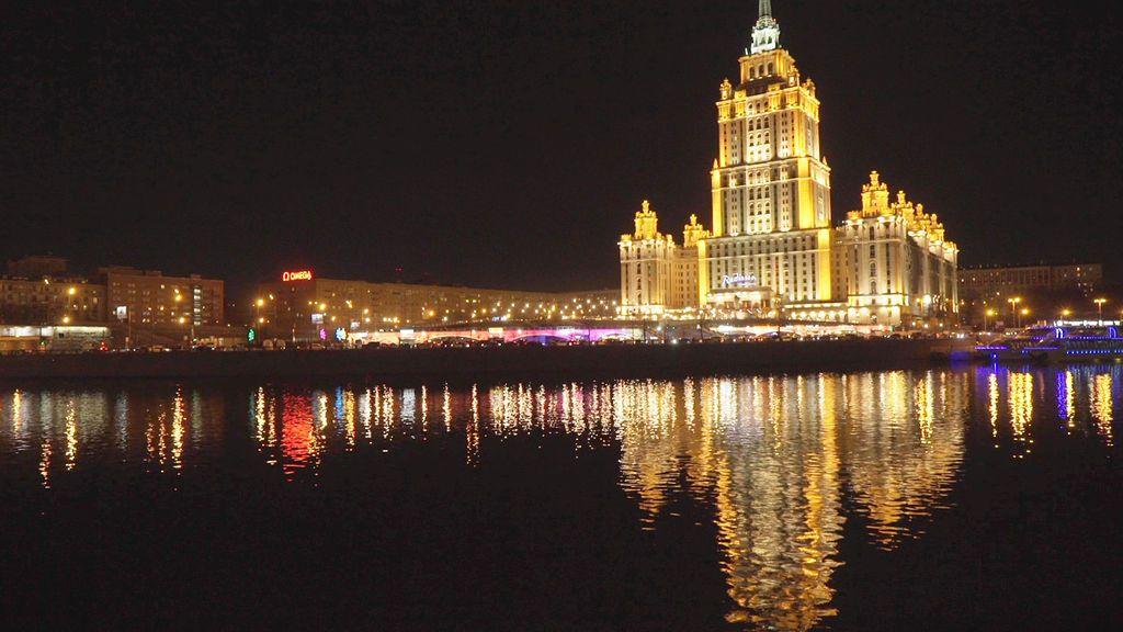 'Viajeros Cuatro', en San Petersburgo.